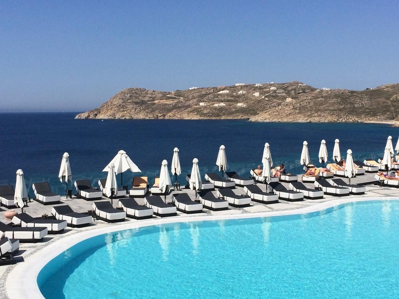 Luxury Yoga Retreat Mykonos Greece September