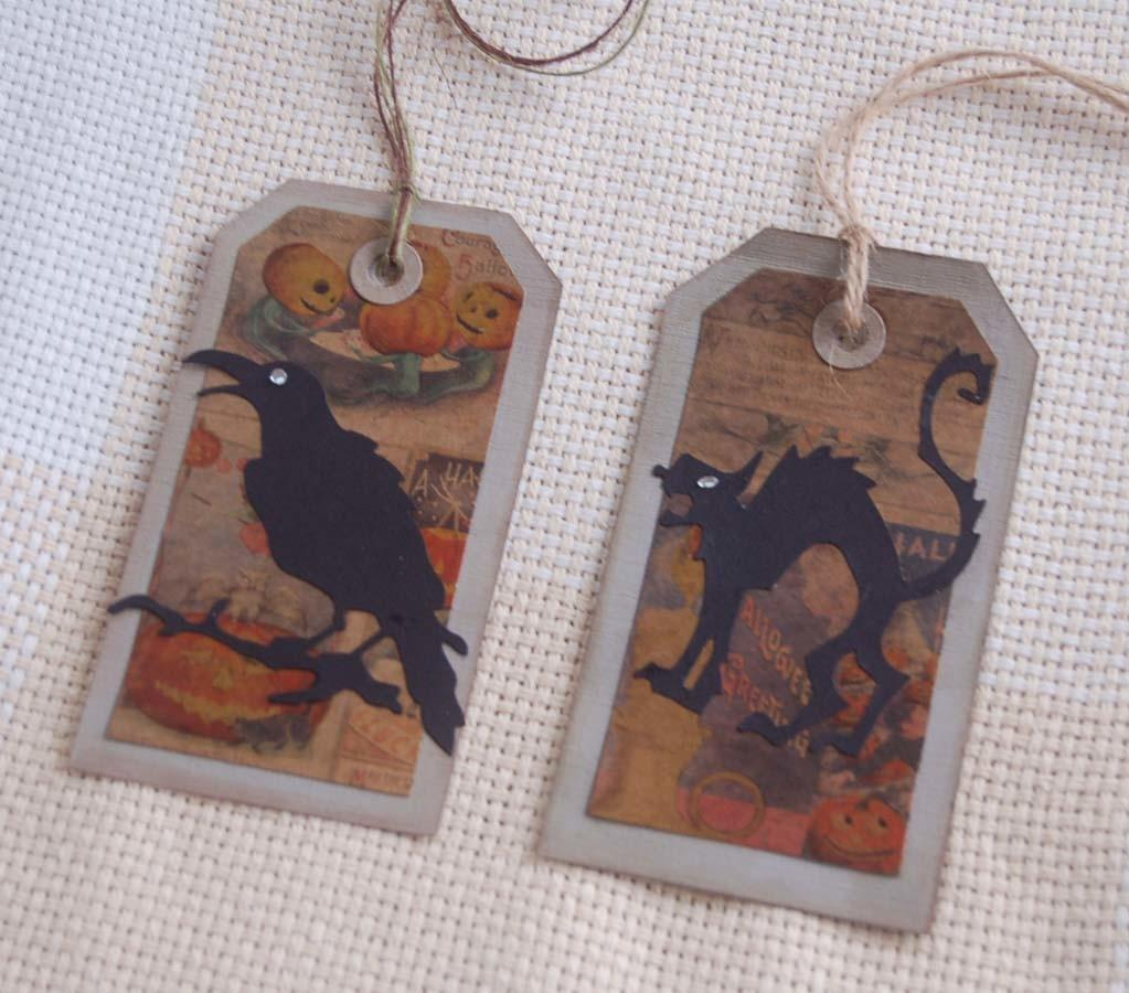 Lynn Craft Blog Vintage Style Halloween