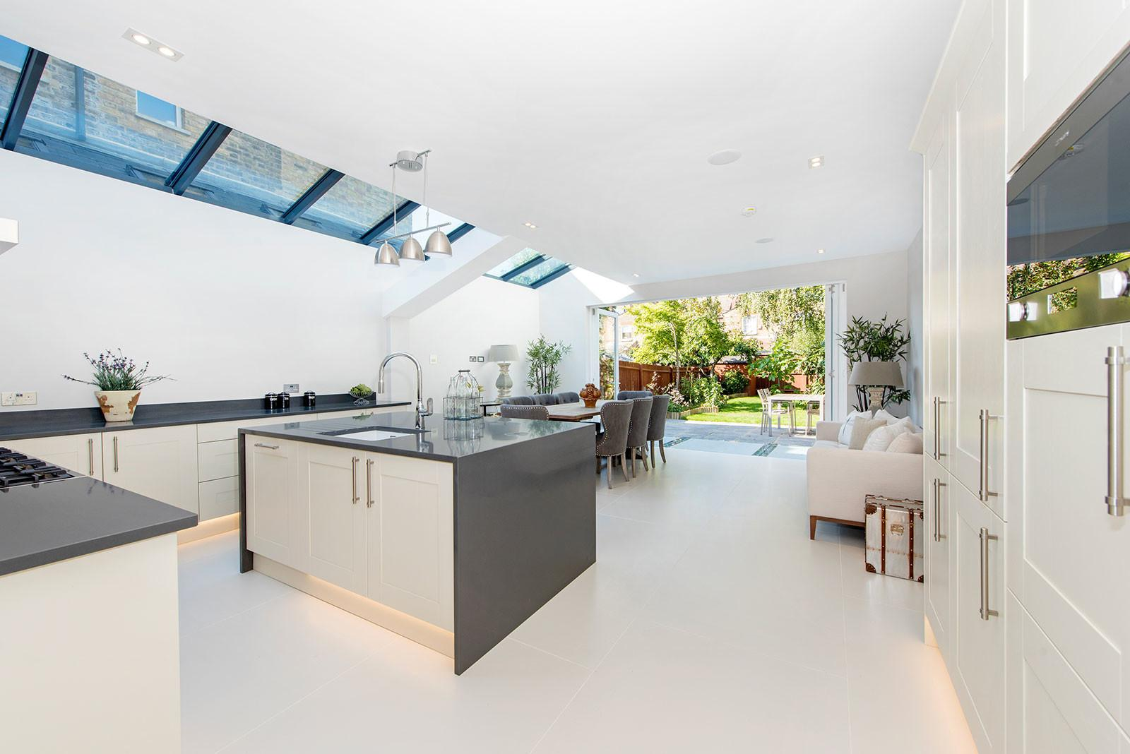 Lysia Fulham Sw6 House Renovation Loft Conversion