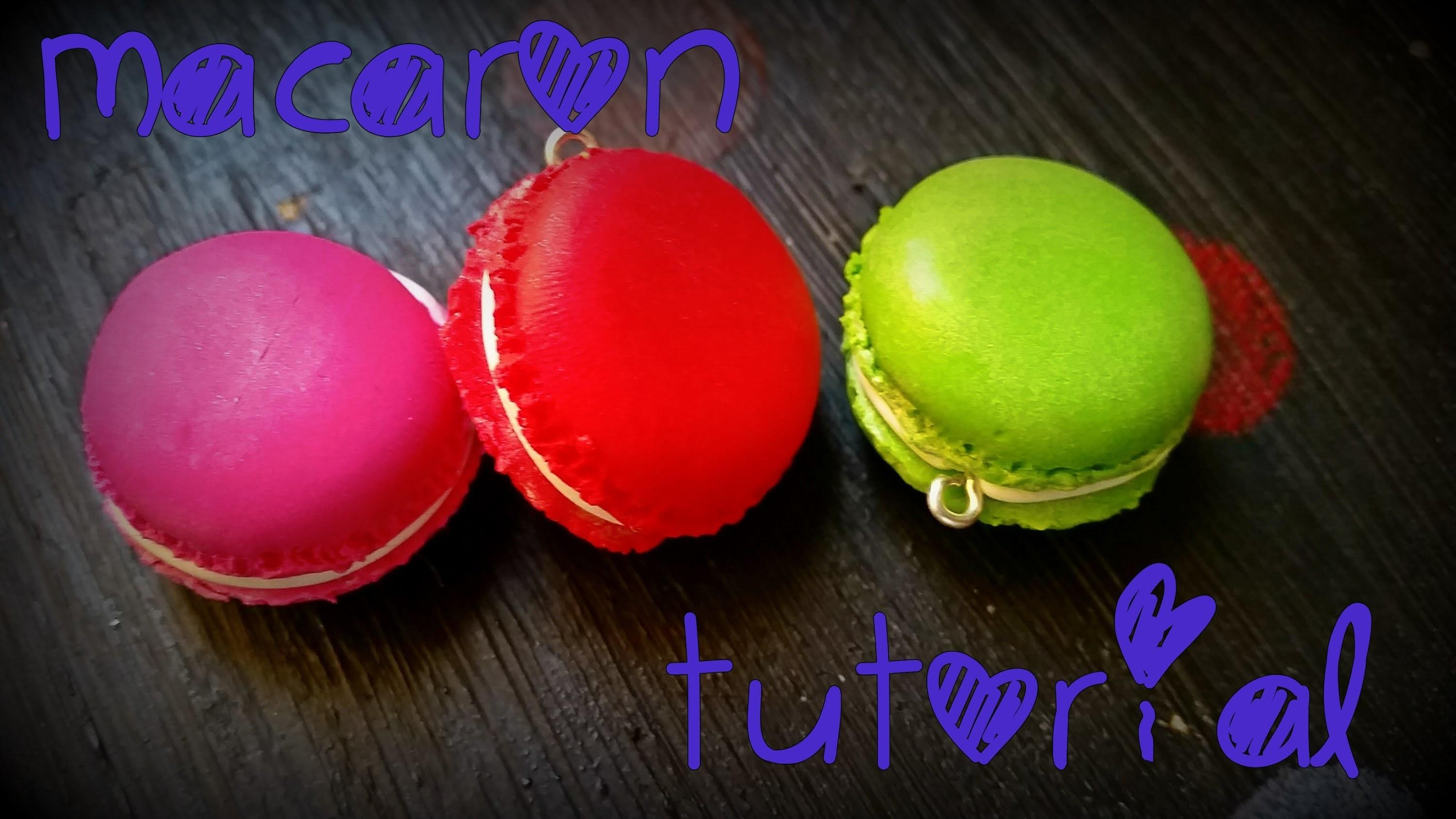 Macaron Fimo Tutorial Fantystefy Crafts Diy Projects