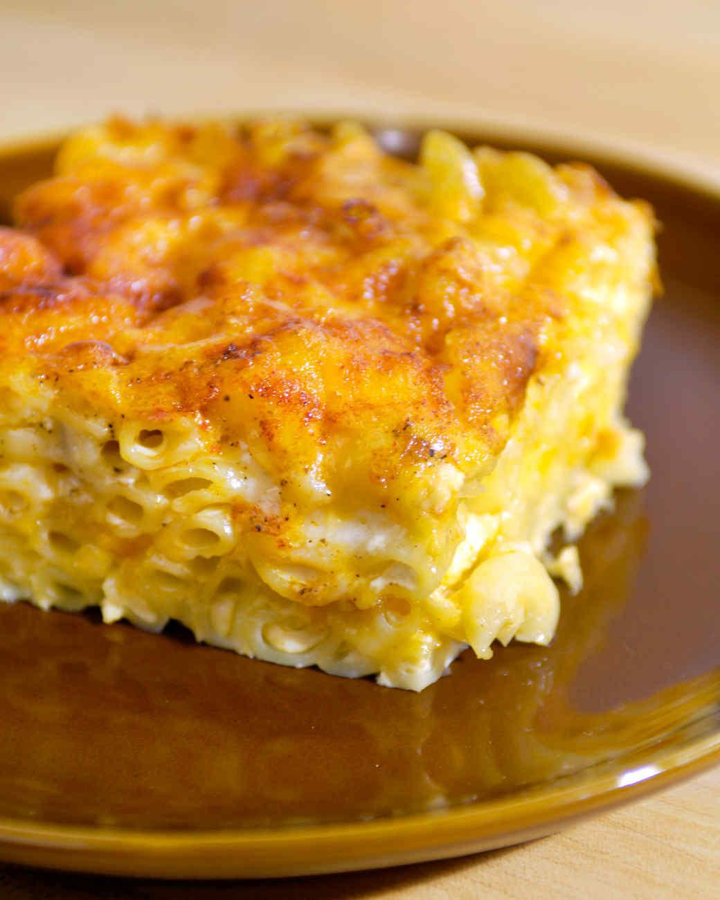 Macaroni Cheese Recipes Martha Stewart
