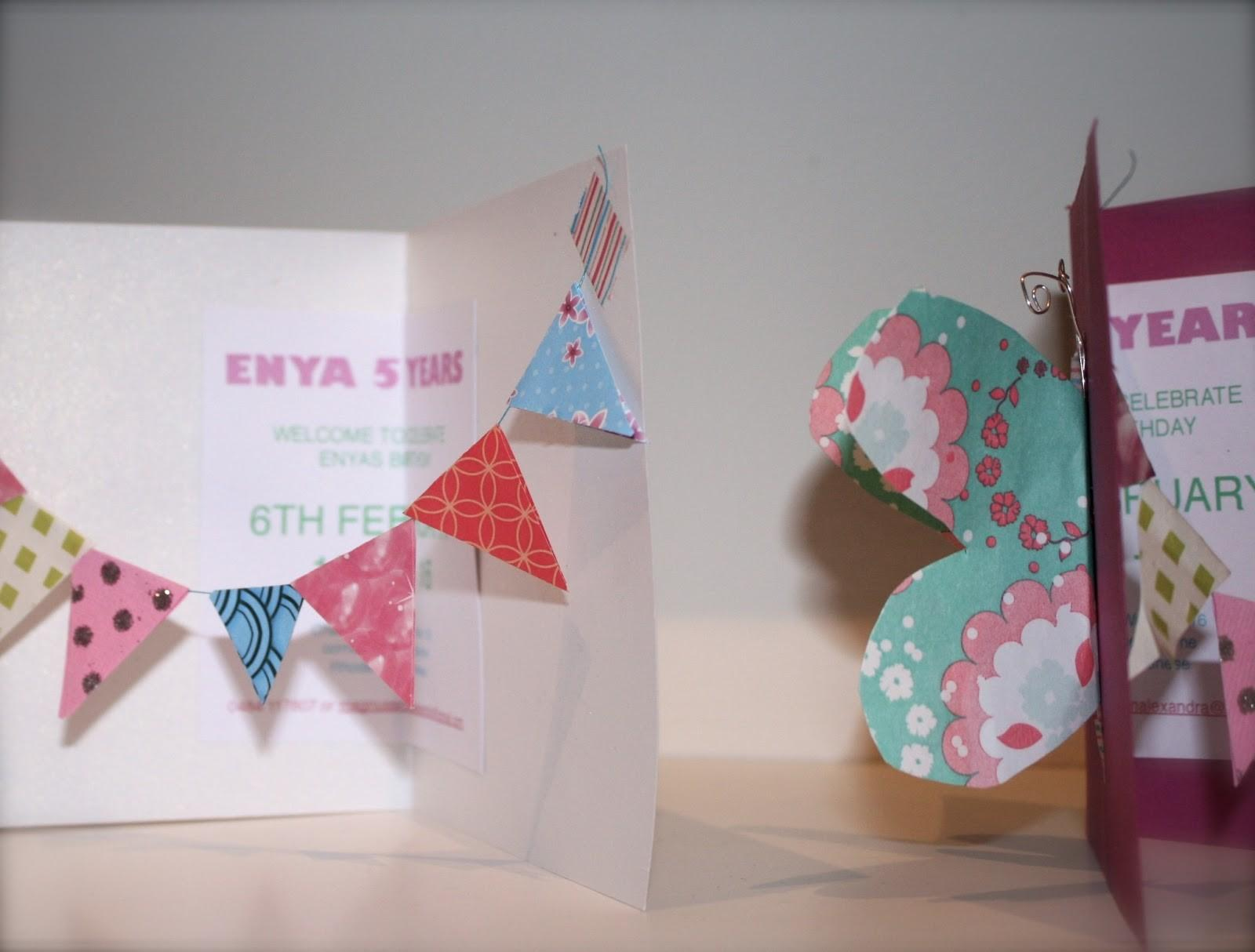 Made Birthday Cards Diy