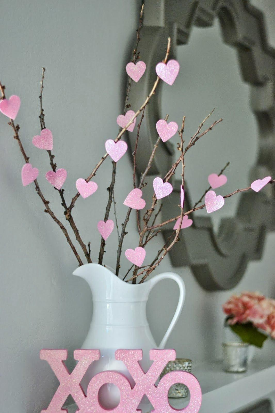 Made Love Diy Valentine Day Gifts Decor