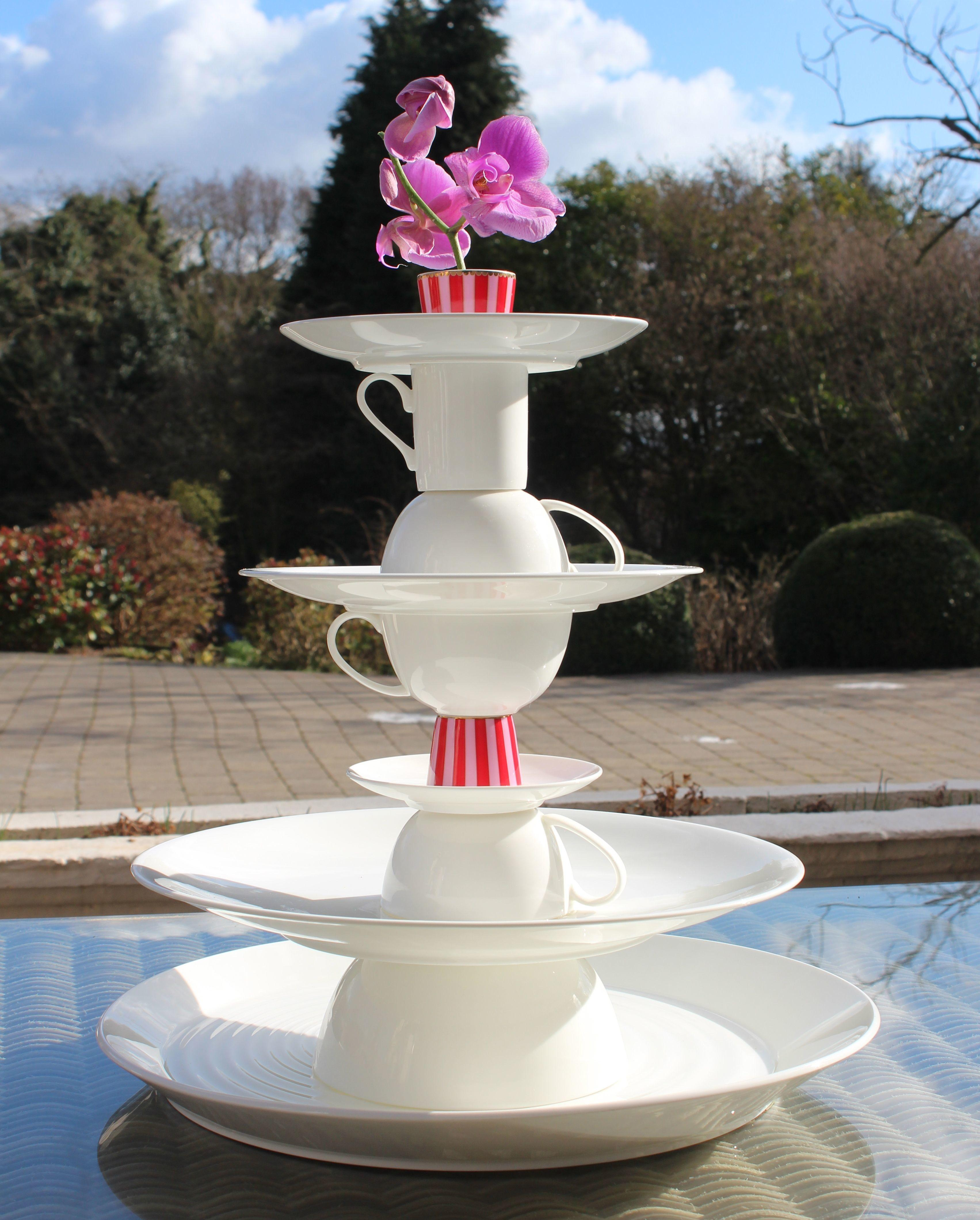 Madhatter Cake Stand