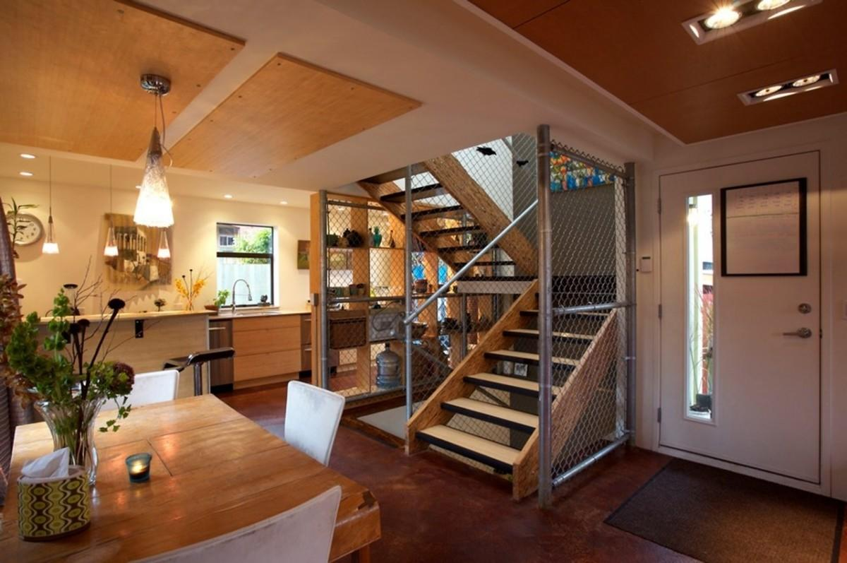 Magnificent Architecture Simple Shipping Container House