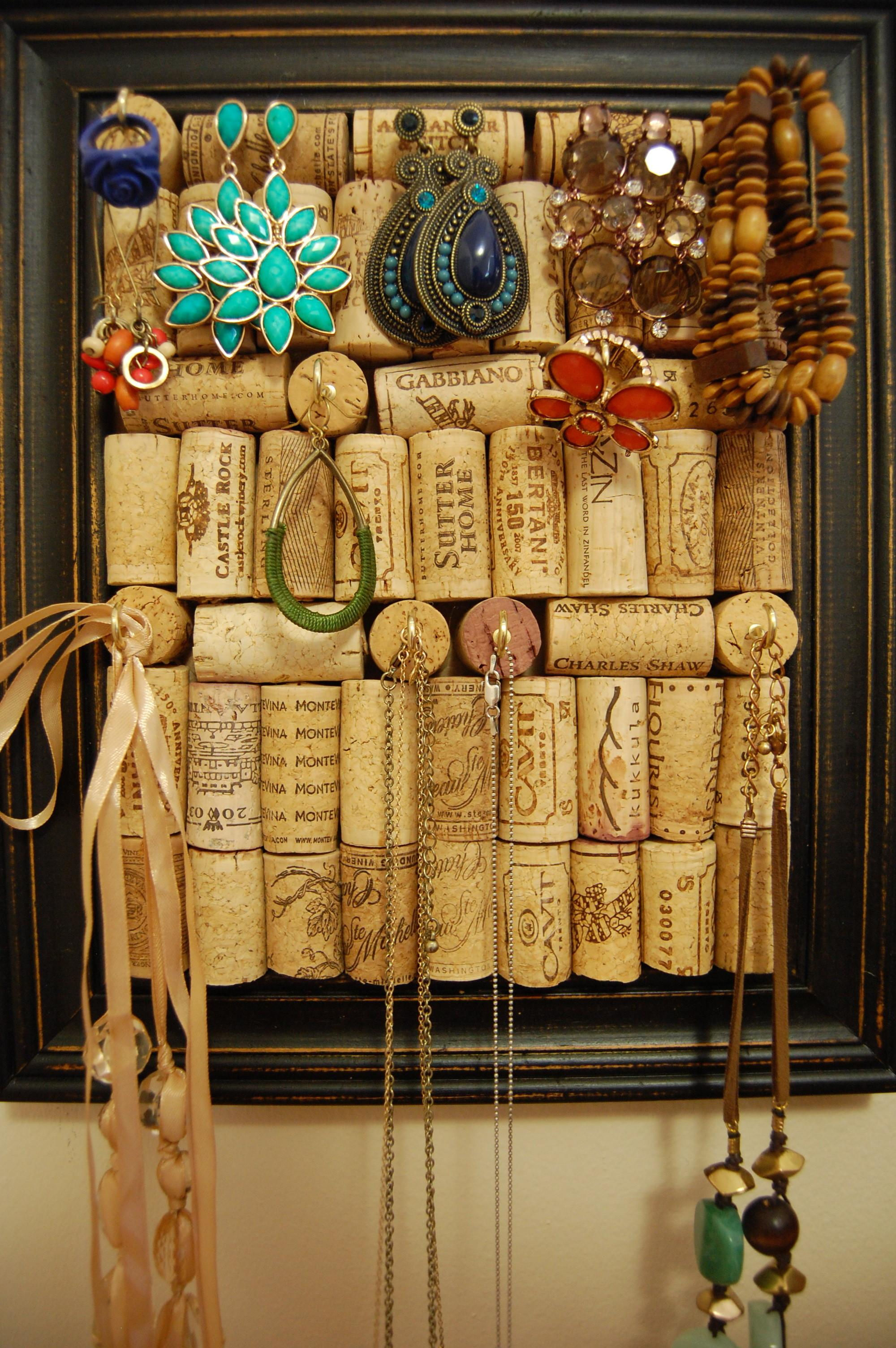 Magnificent Diy Projects Can Wine Corks