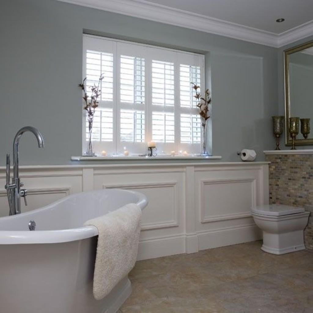 Magnificent Traditional Bathroom Decor Style Nice