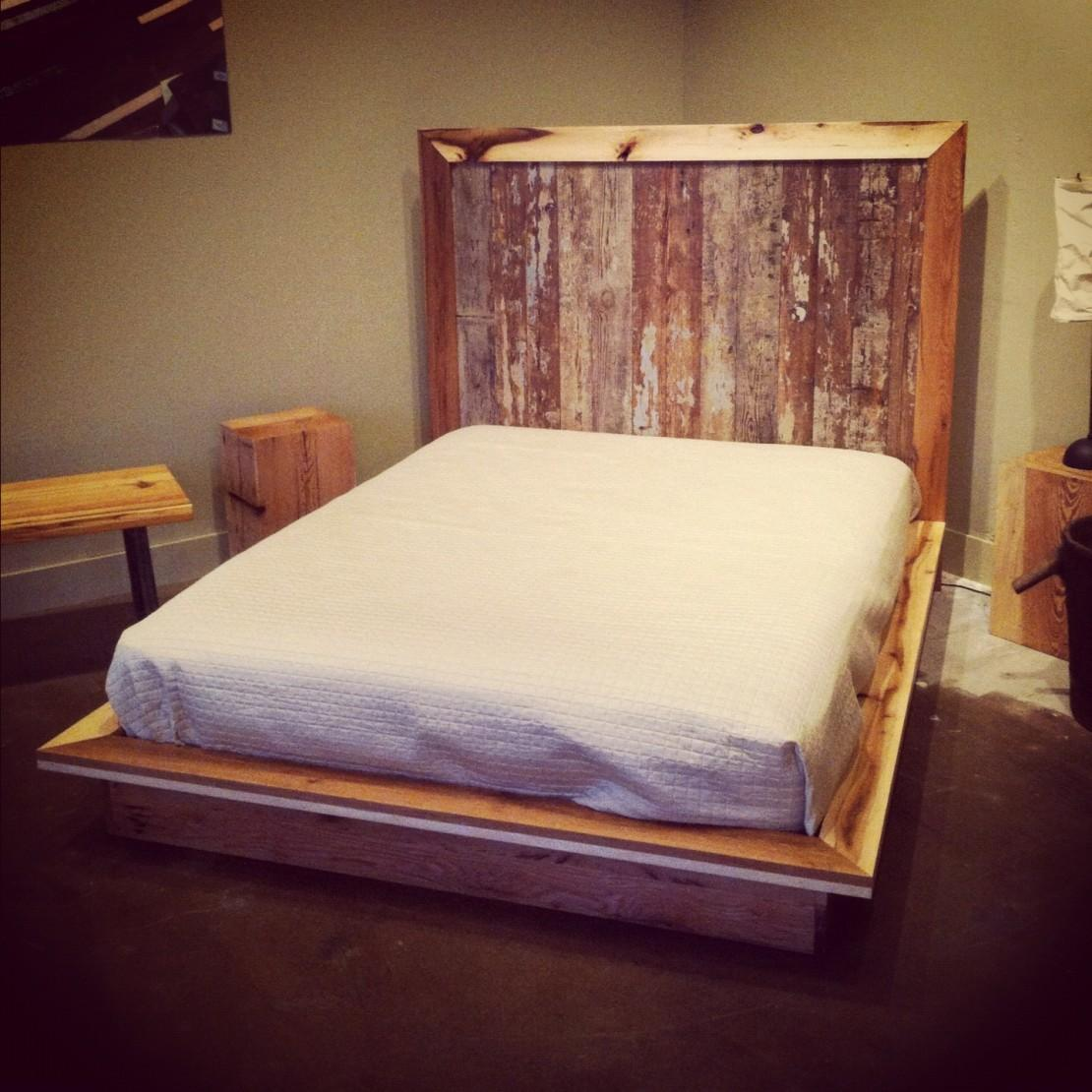 Mahogany Headboard King Build Your Own Wood Brass