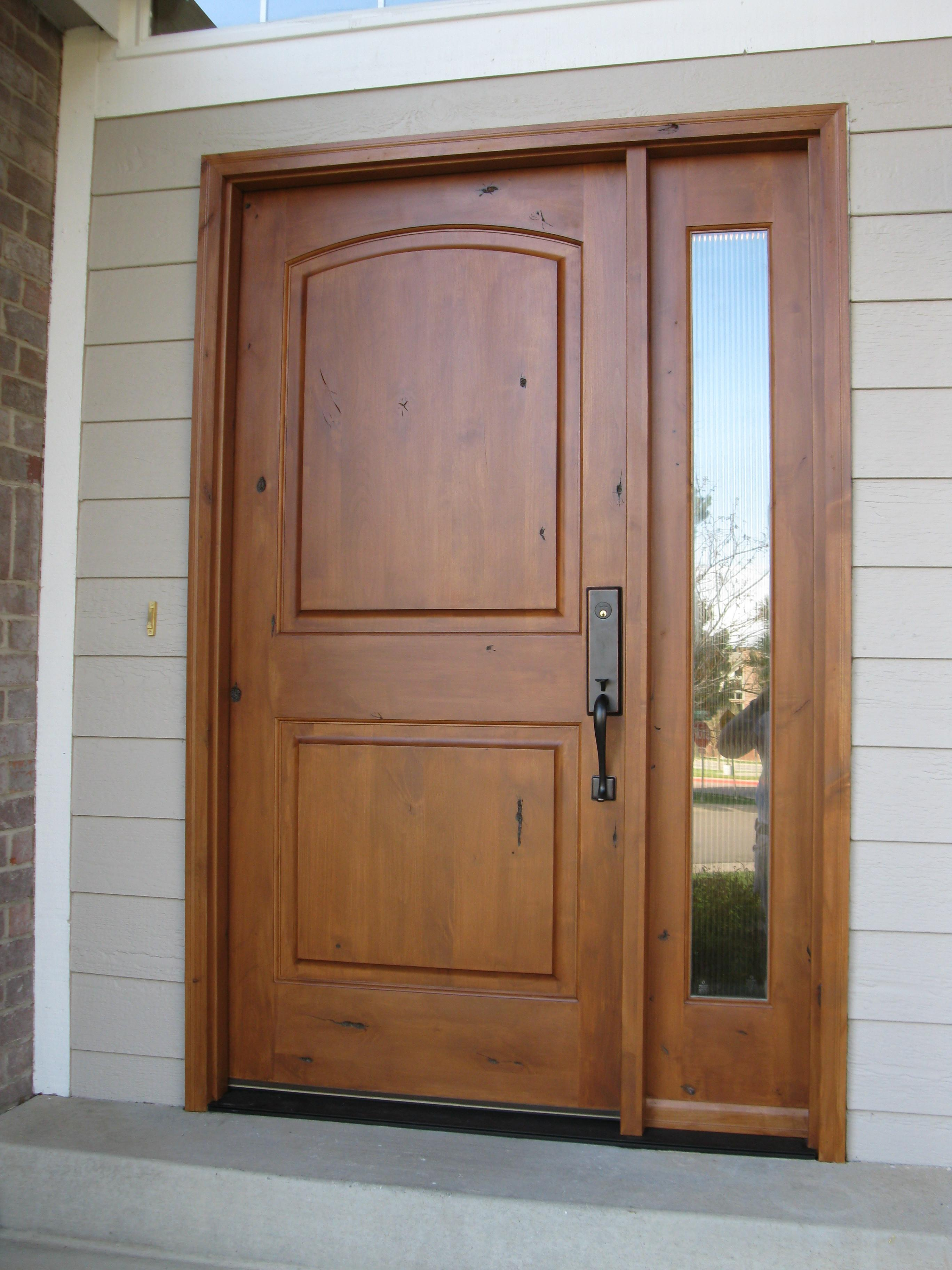 Maintain Exterior Wood Doors Denver House Painting Pro