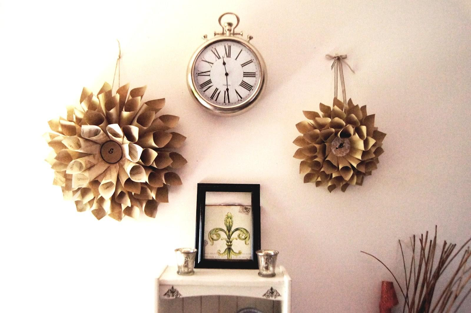 Maison Jolie Vintage Papercone Wreaths Have Been