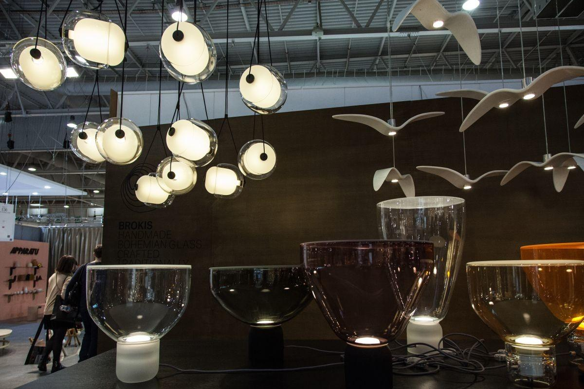 Maison Objet Shows Many Options Bedroom Lamps