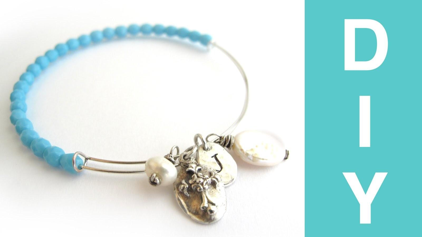 Make Adjustable Wire Bracelets Diy