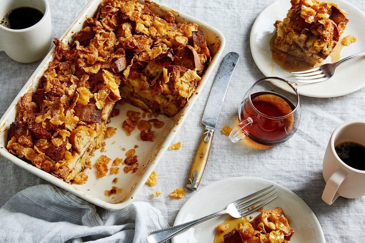 Make Ahead Totally Genius Holiday Breakfast Casserole