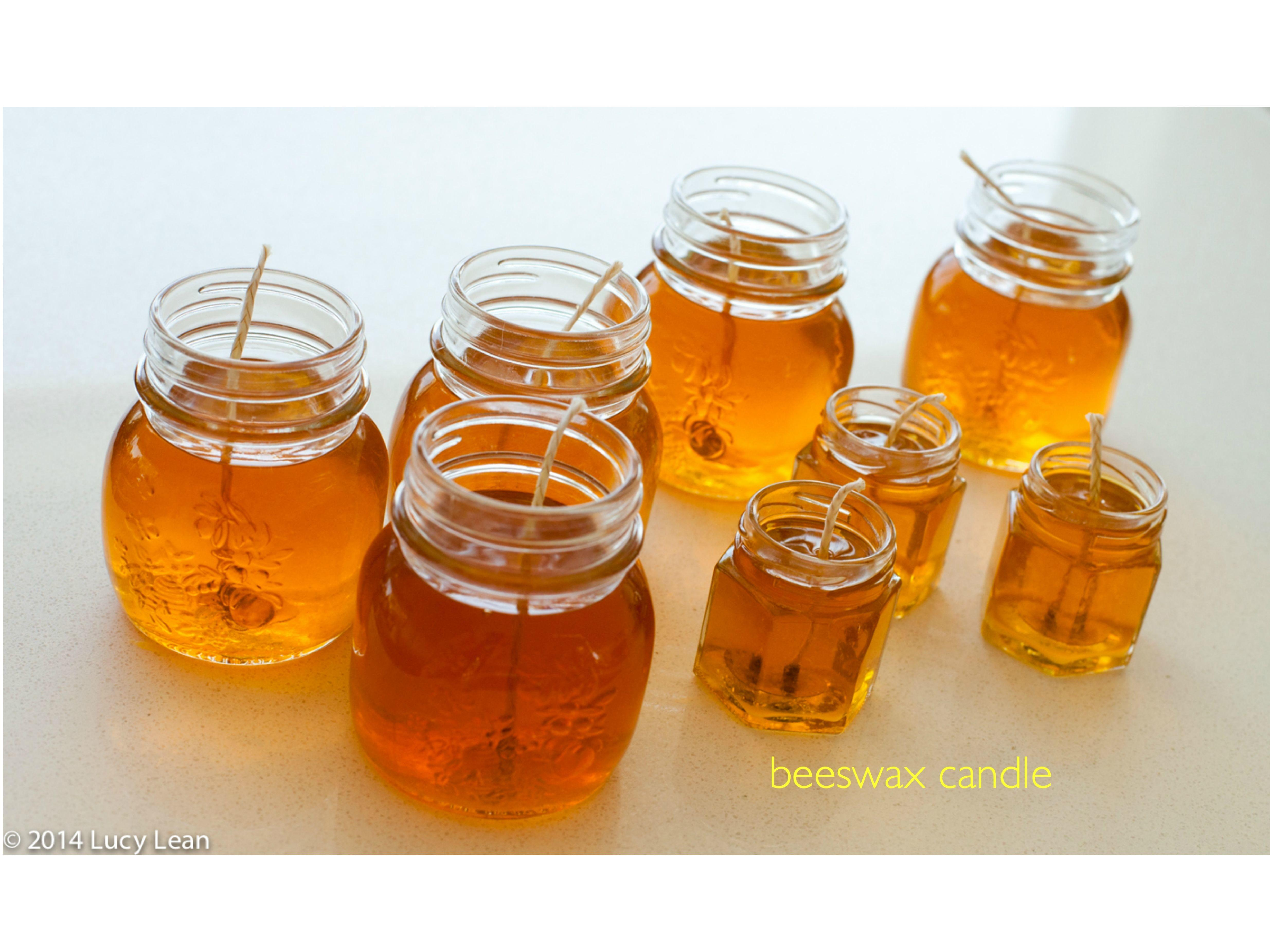 Make Beeswax Candles Easy Healthy Affordable