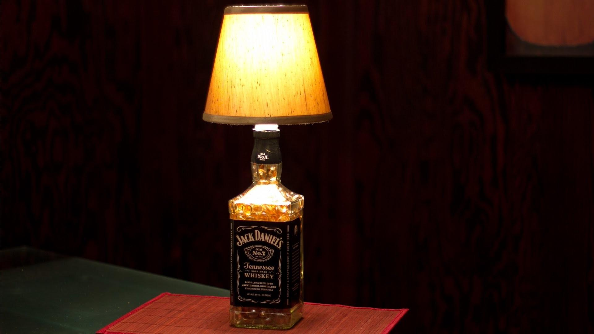Make Bottle Lamp