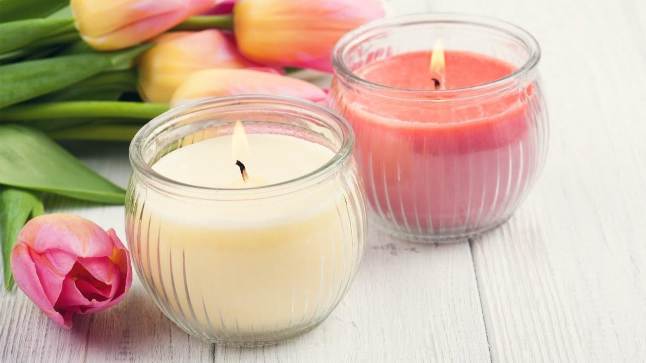 Make Candle Crafts Diy Projects