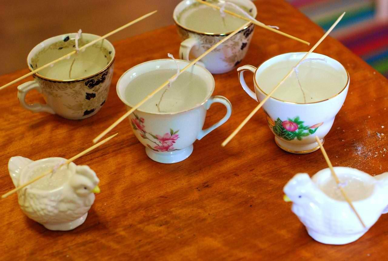 Make Candle Diy Projects Craft Ideas