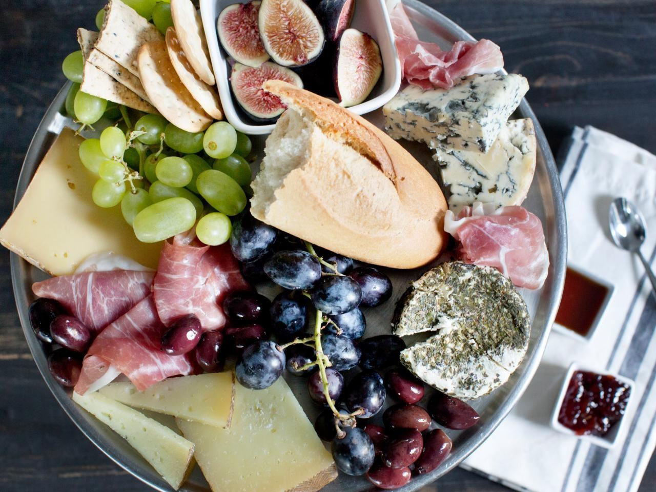 Make Cheese Plate Entertaining Ideas Party