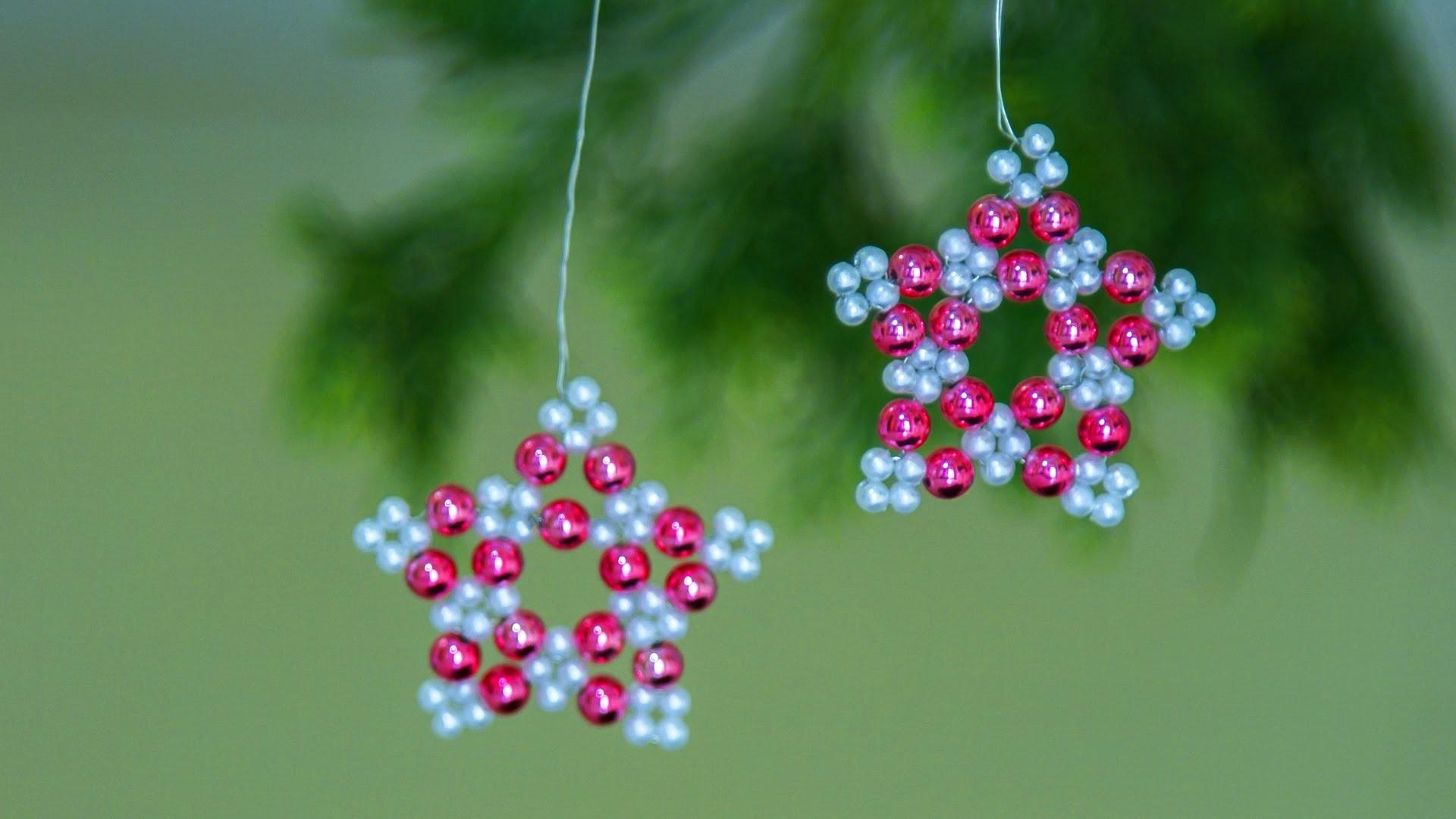 Make Christmas Ornaments Diy Holiday Room Decor