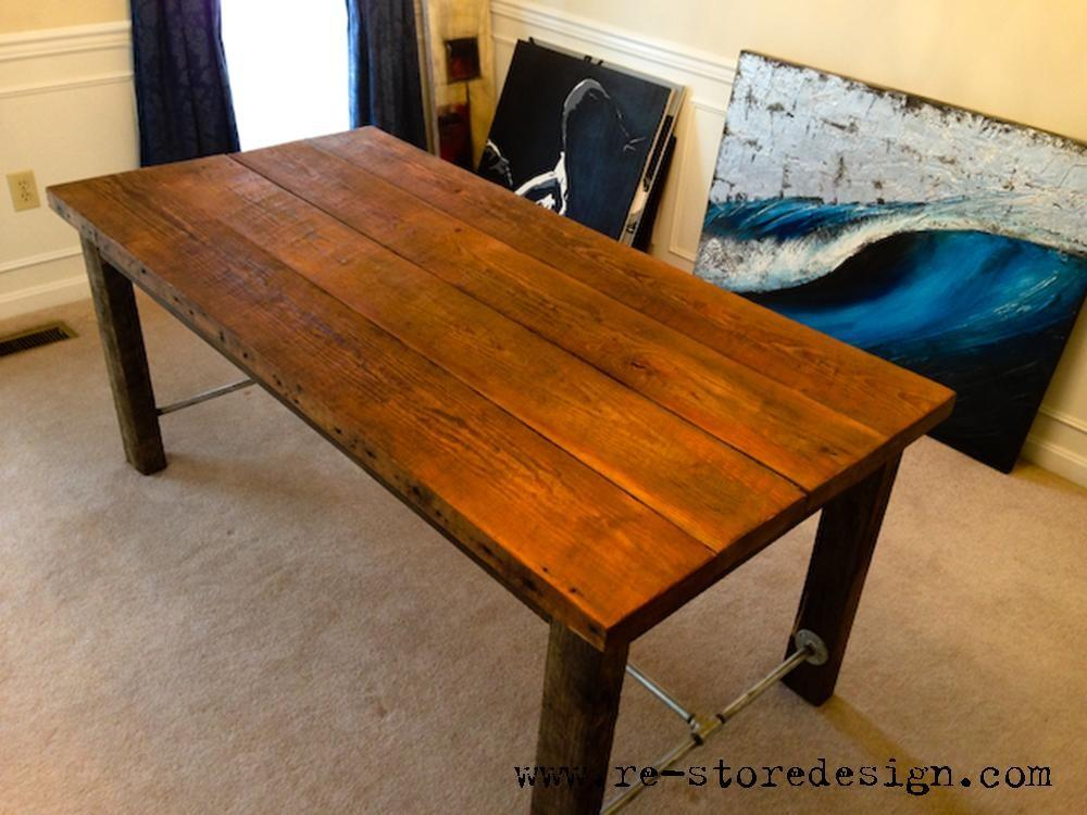 Make Coffee Table Out Reclaimed Wood Home Design