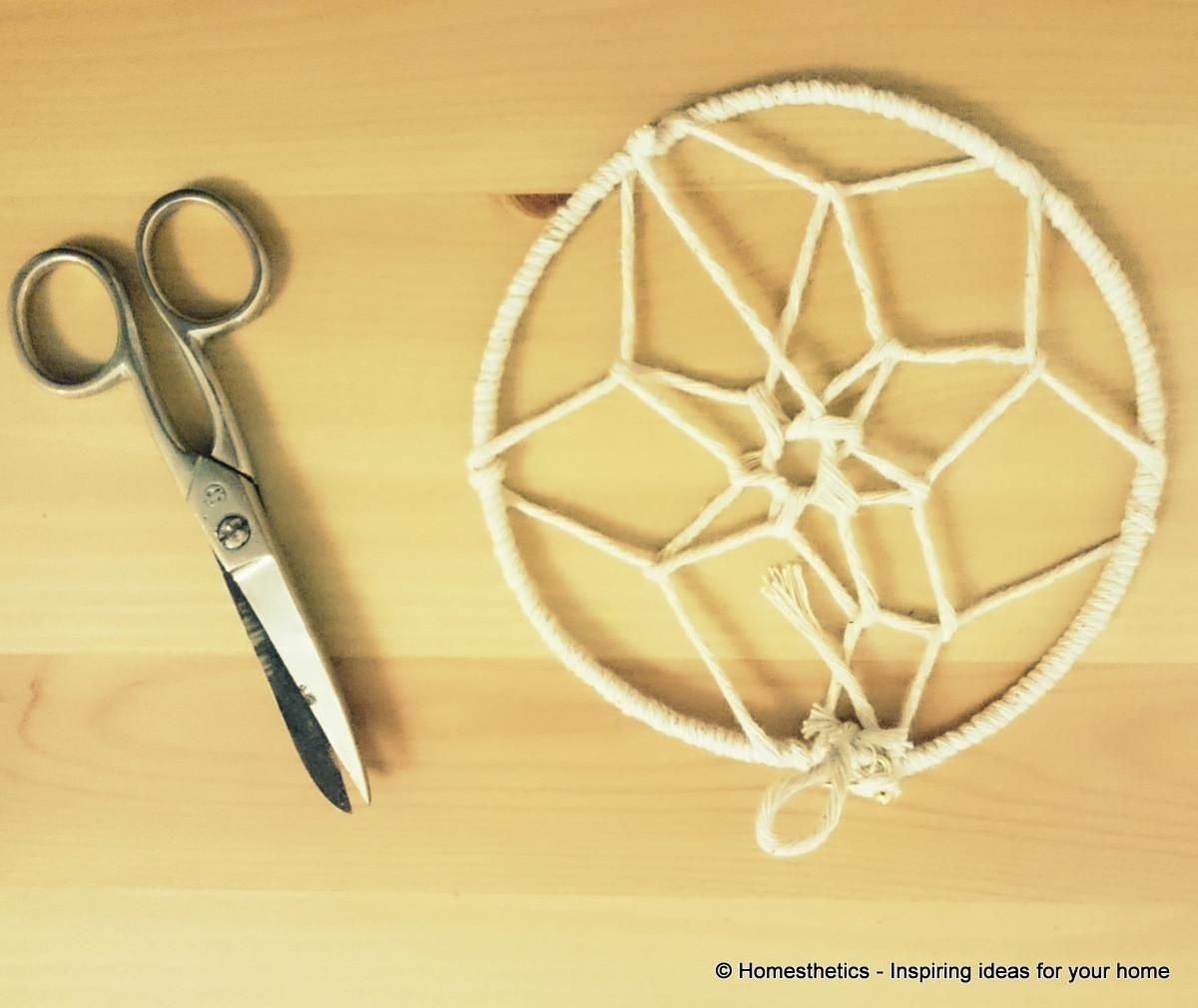Make Dreamcatcher Tutorial Inspiration
