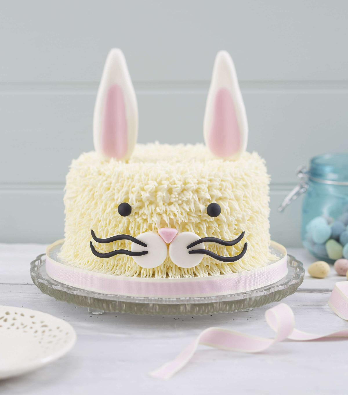 Make Easter Bunny Cake Hobbycraft Blog