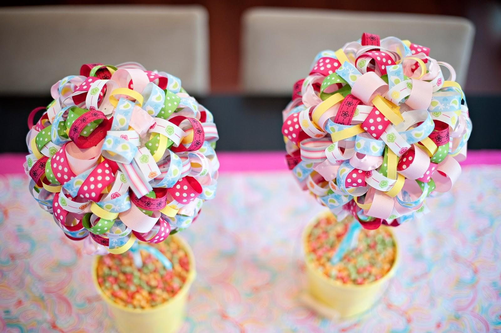 Make Easter Table Decoration Photograph Deco