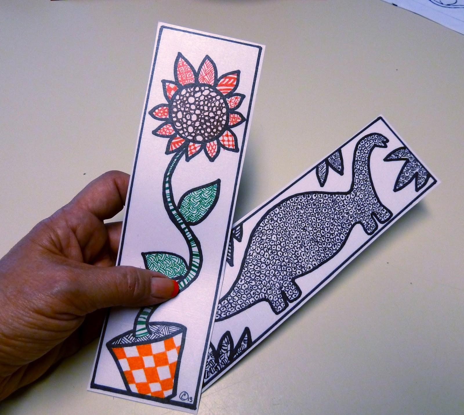 Make Easy Crafts Create One Kind Zentangle