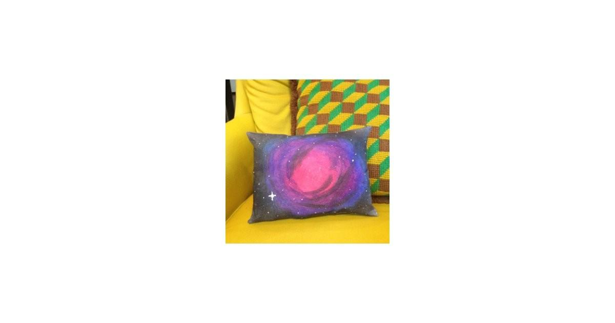 Make Galaxy Pillow Popsugar Tech