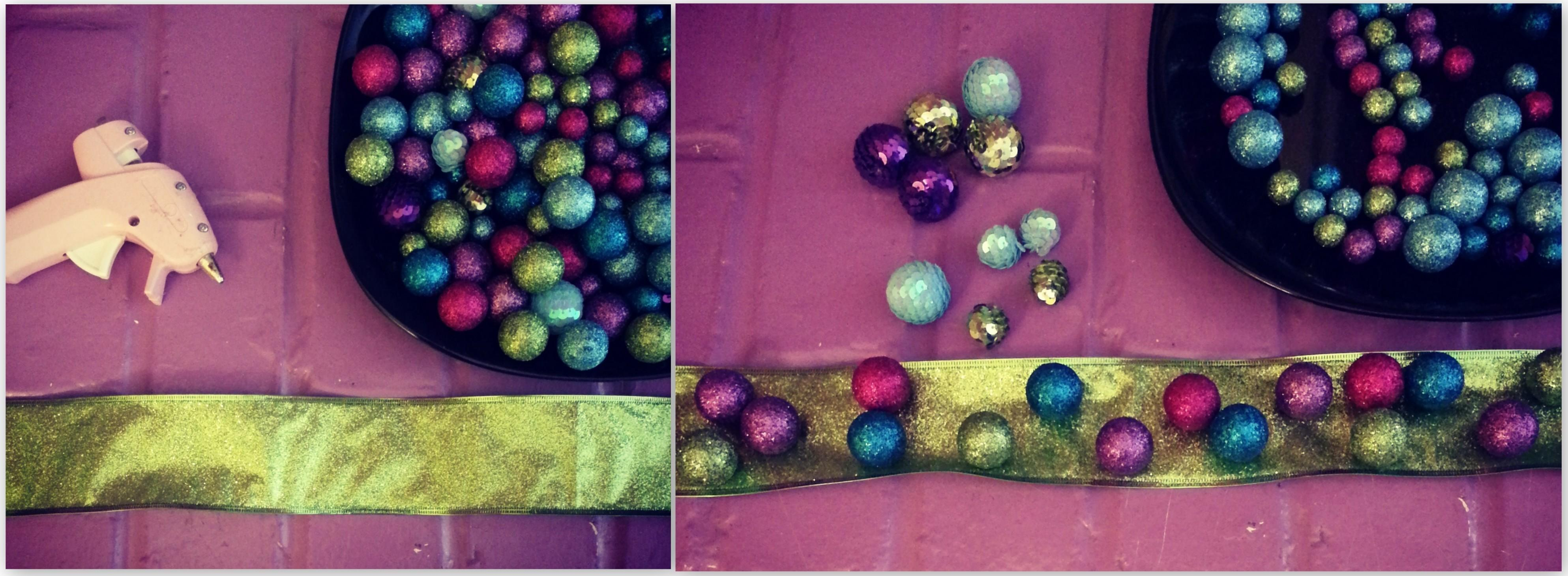 Make Hanging Decorations Out Tissue Paper