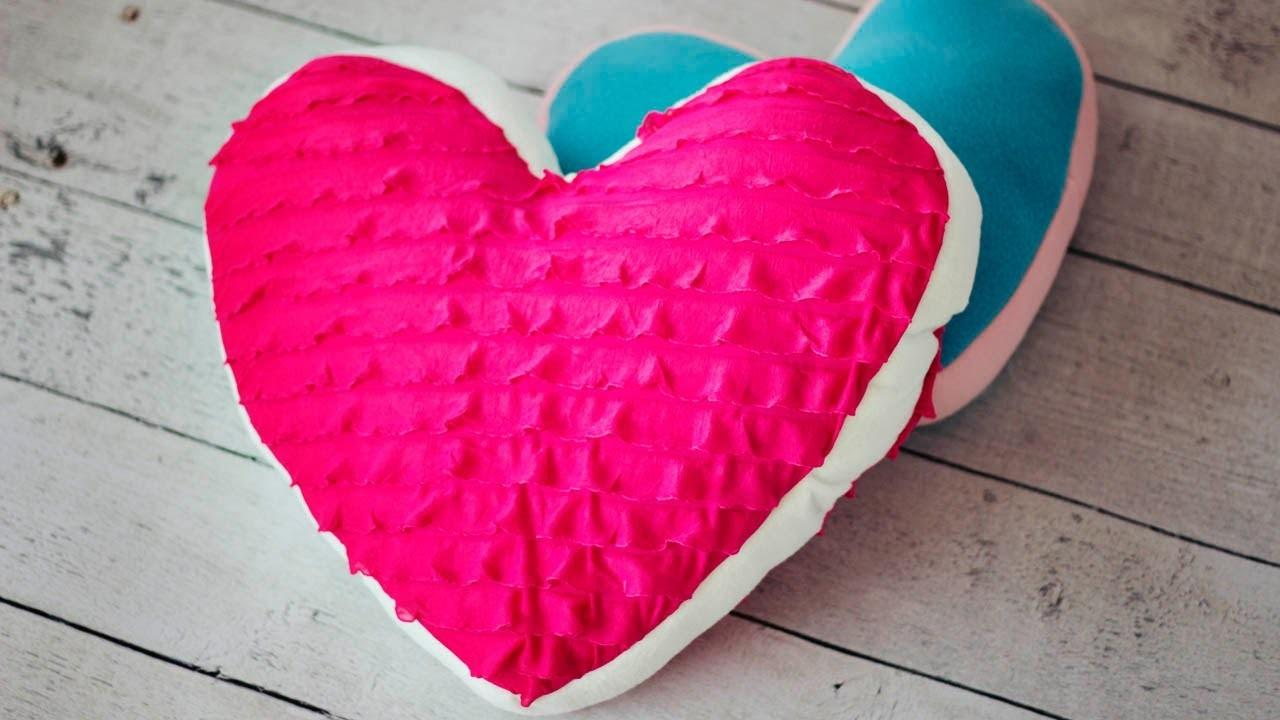 Make Heart Pillow