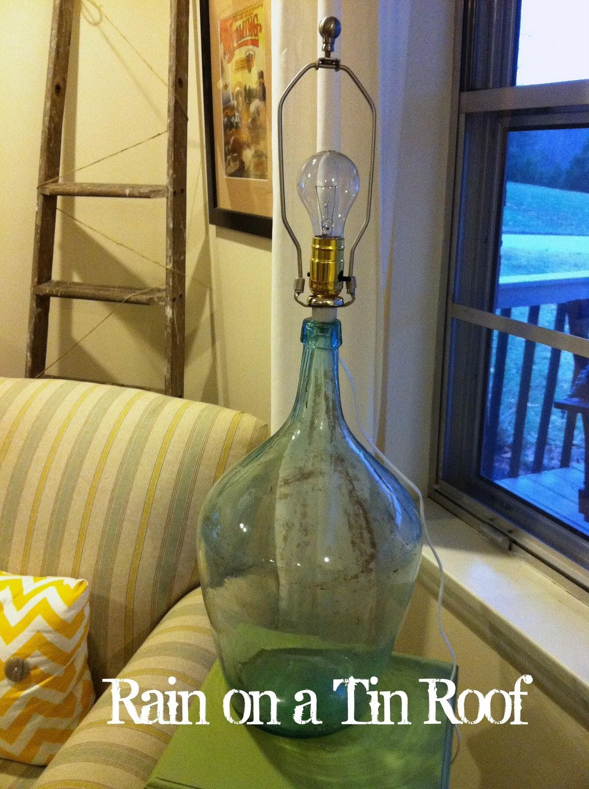 Make Lamp Out Bottle Easier Than Think