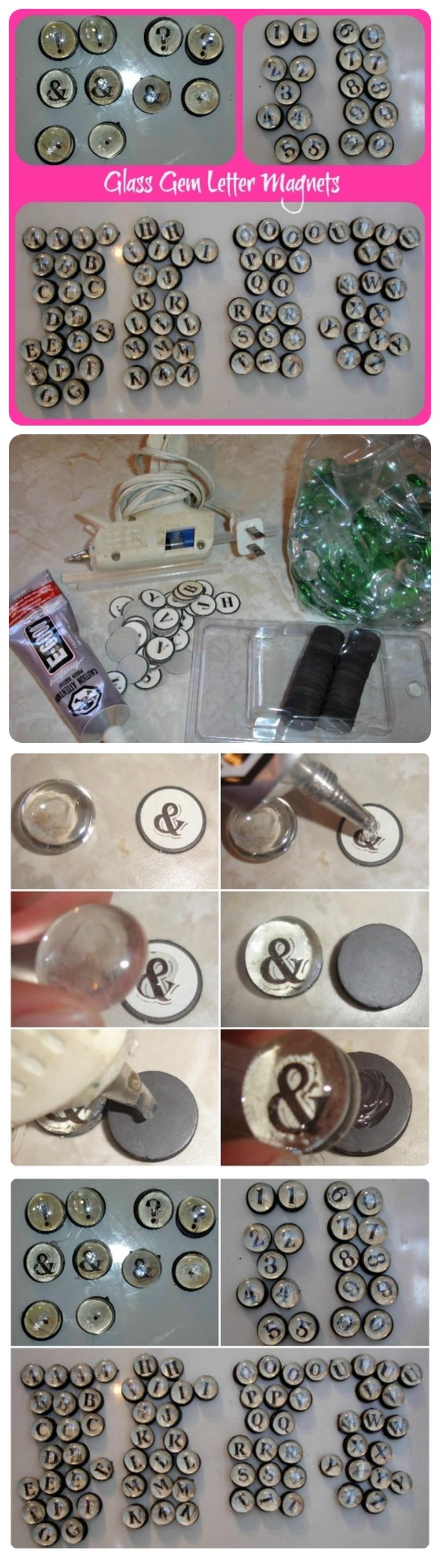 Make Marble Lamp Simple Craft Ideas Sustainable Pals
