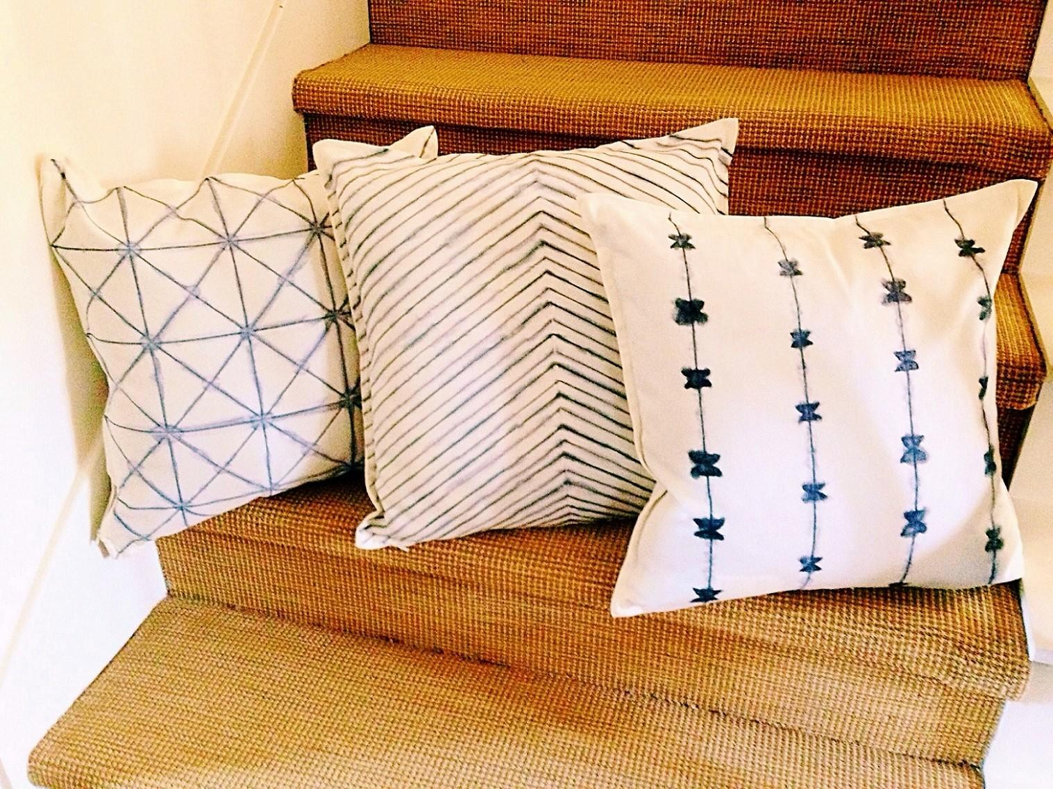 Make Pillows Couch Fashionable