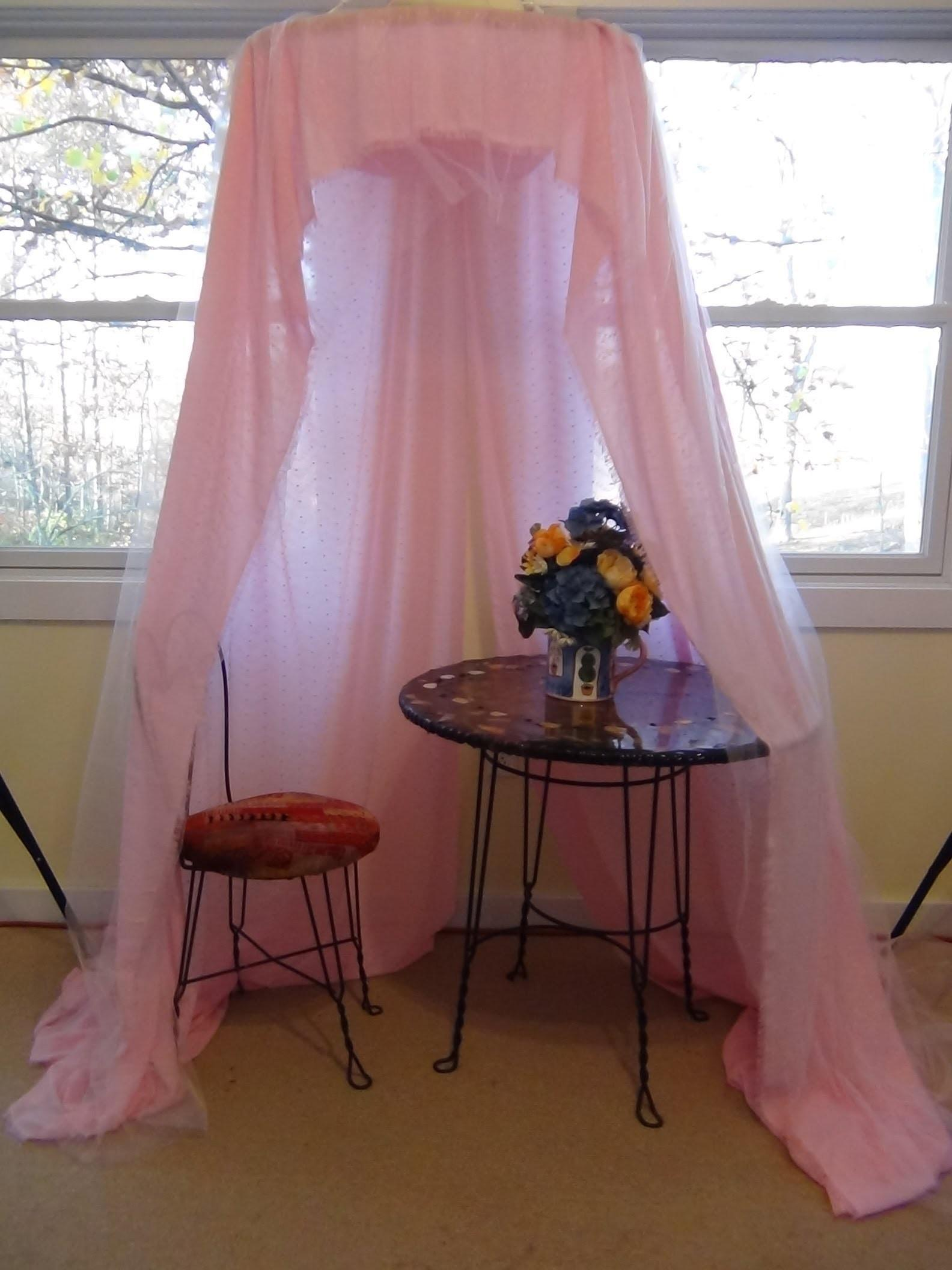 Make Quick Sew Easy Canopy Your Princess