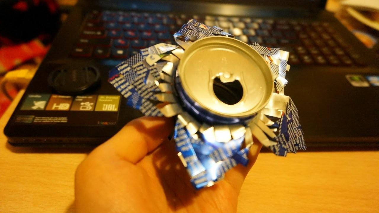 Make Recycled Can Ash Tray Diy Home Guidecentral