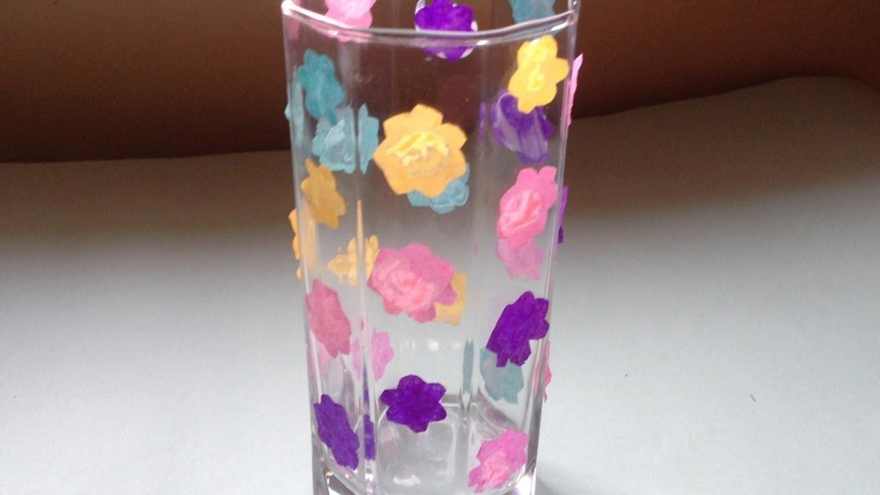 Make Recycled Glass Candle Holder Diy Home