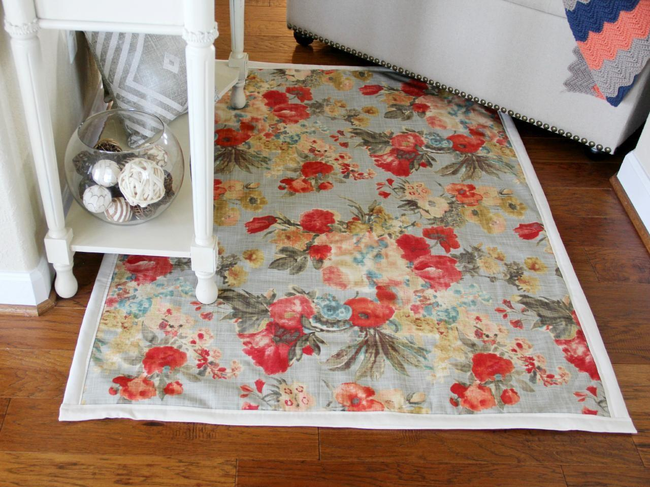 Make Rug Upholstery Fabric Tos Diy