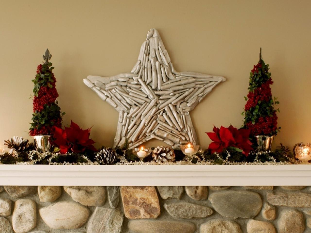 Make Rustic Driftwood Star Decoration Tos Diy