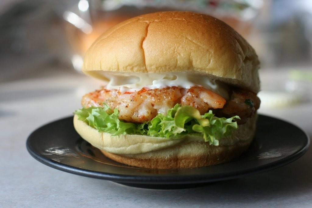 Make Shrimp Burgers Frugal Girl