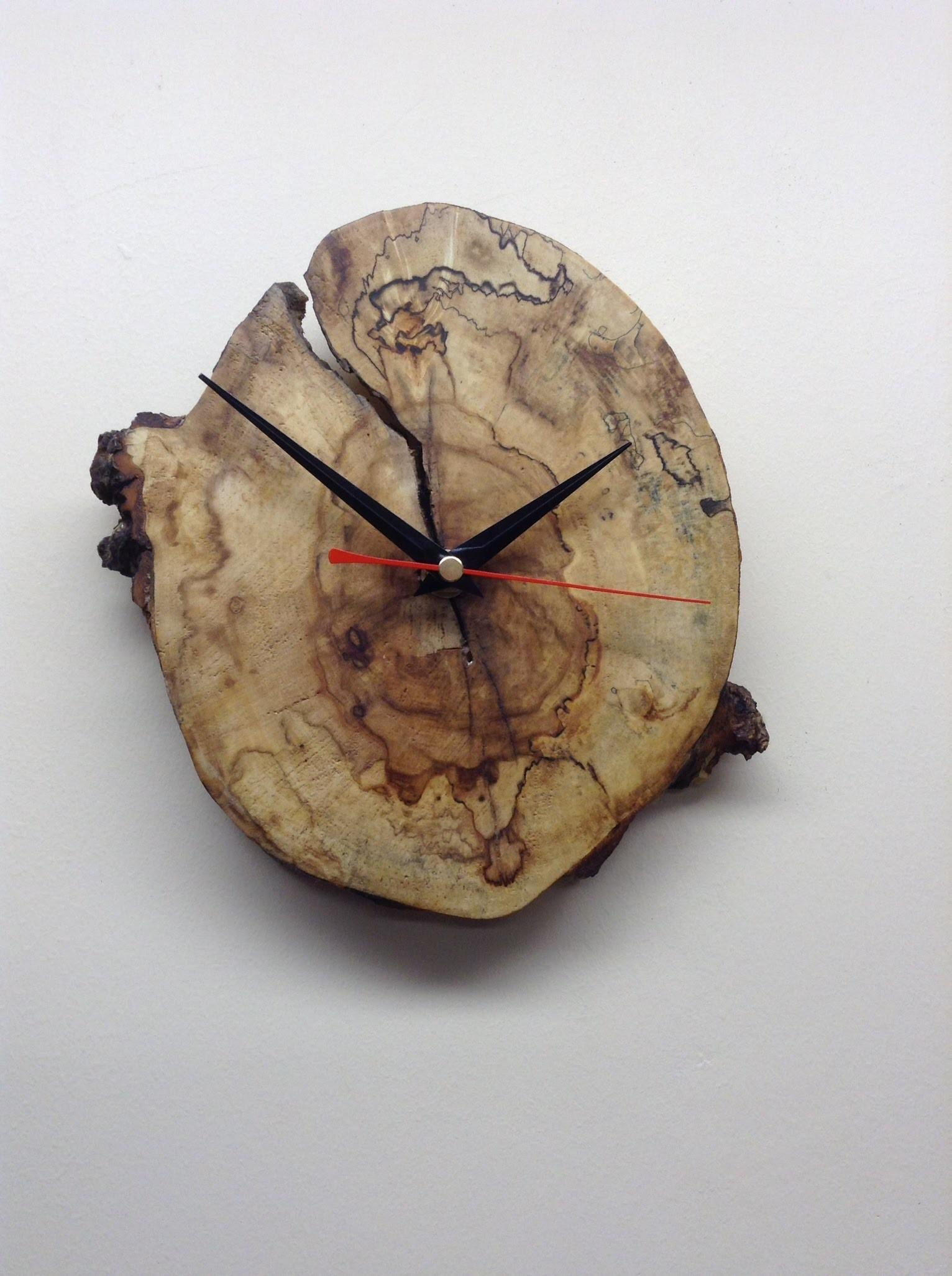 Make Simple Wooden Clock