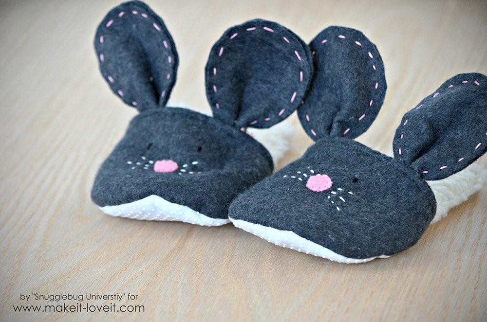 Make Slippers Can
