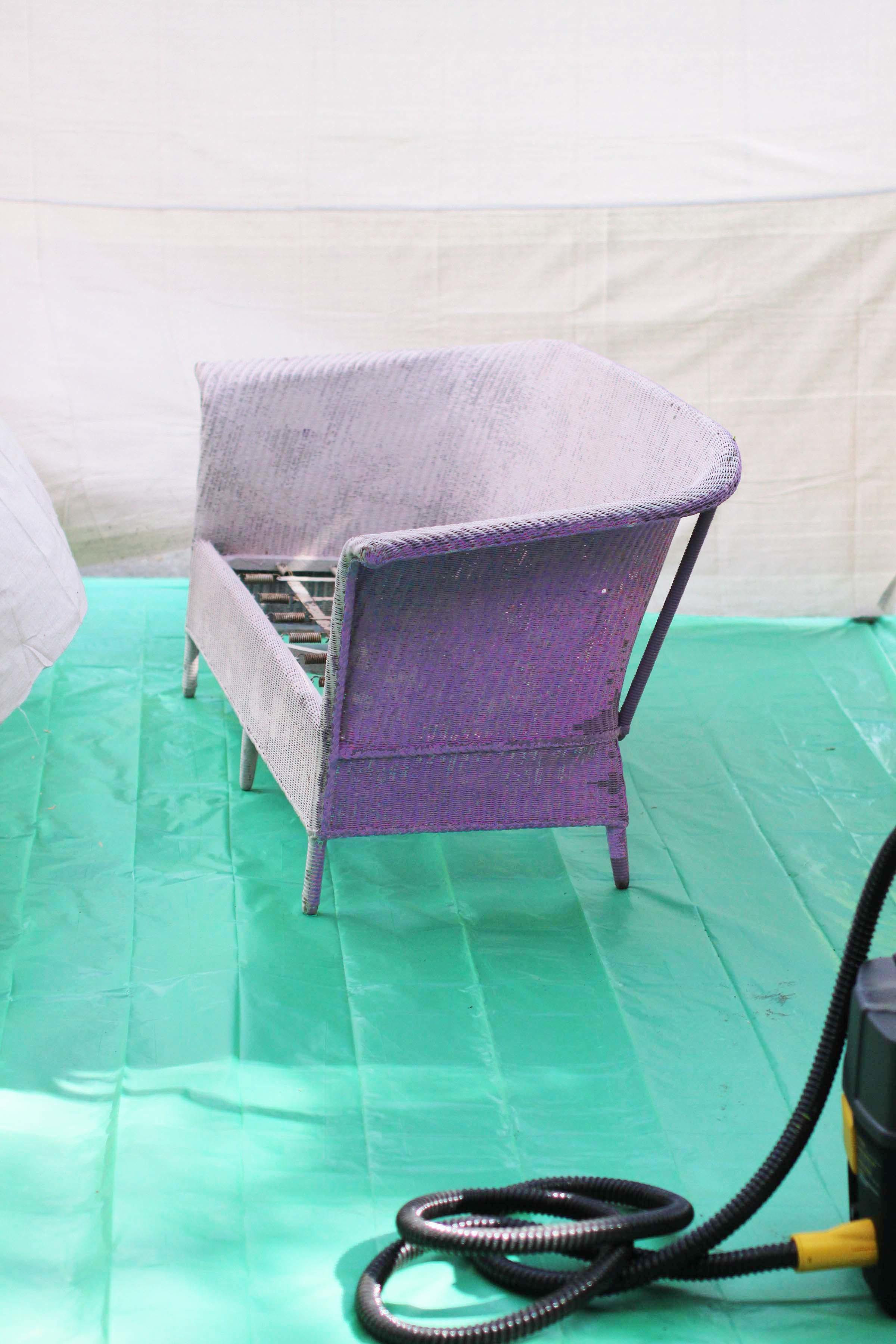 Make Spray Booth Finish Diy Painting Wagner