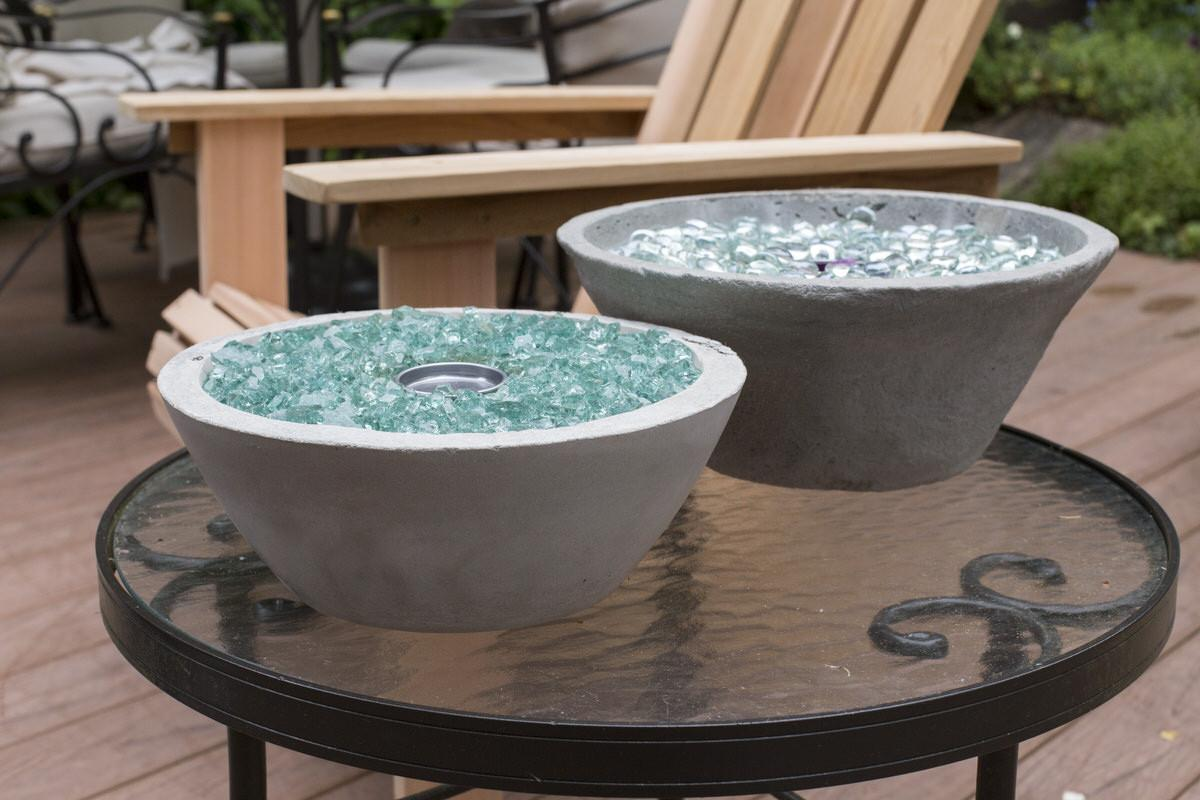 Make Tabletop Fire Pit Dunn Diy