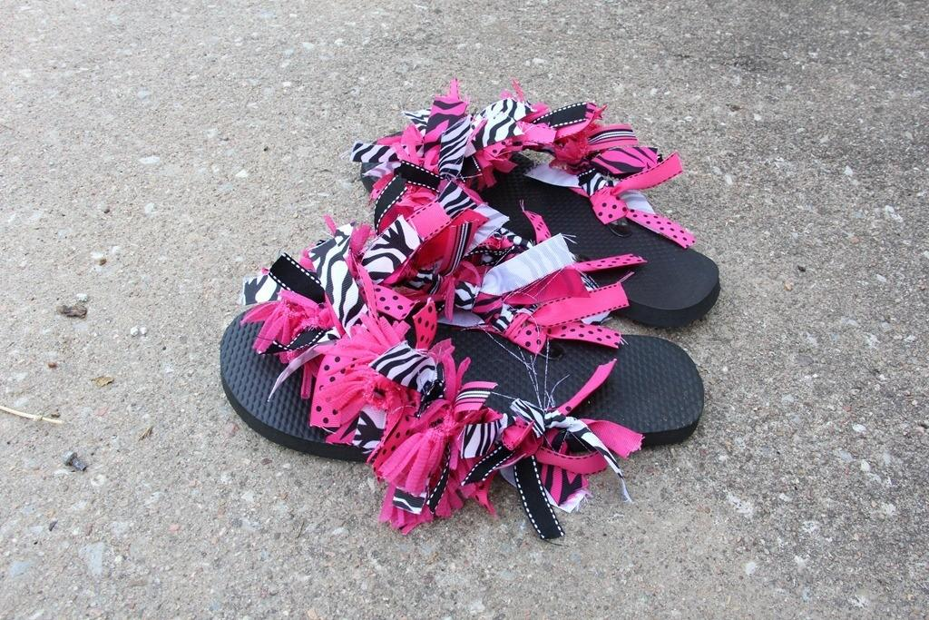 Make These Awesome Flip Flops Way Want Such