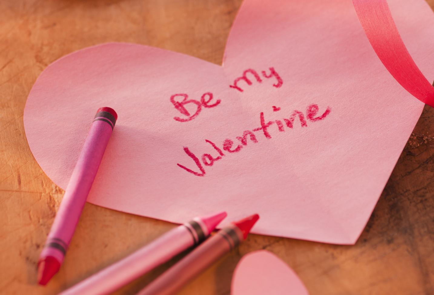 Make Valentine Day Mailbox Simple Steps