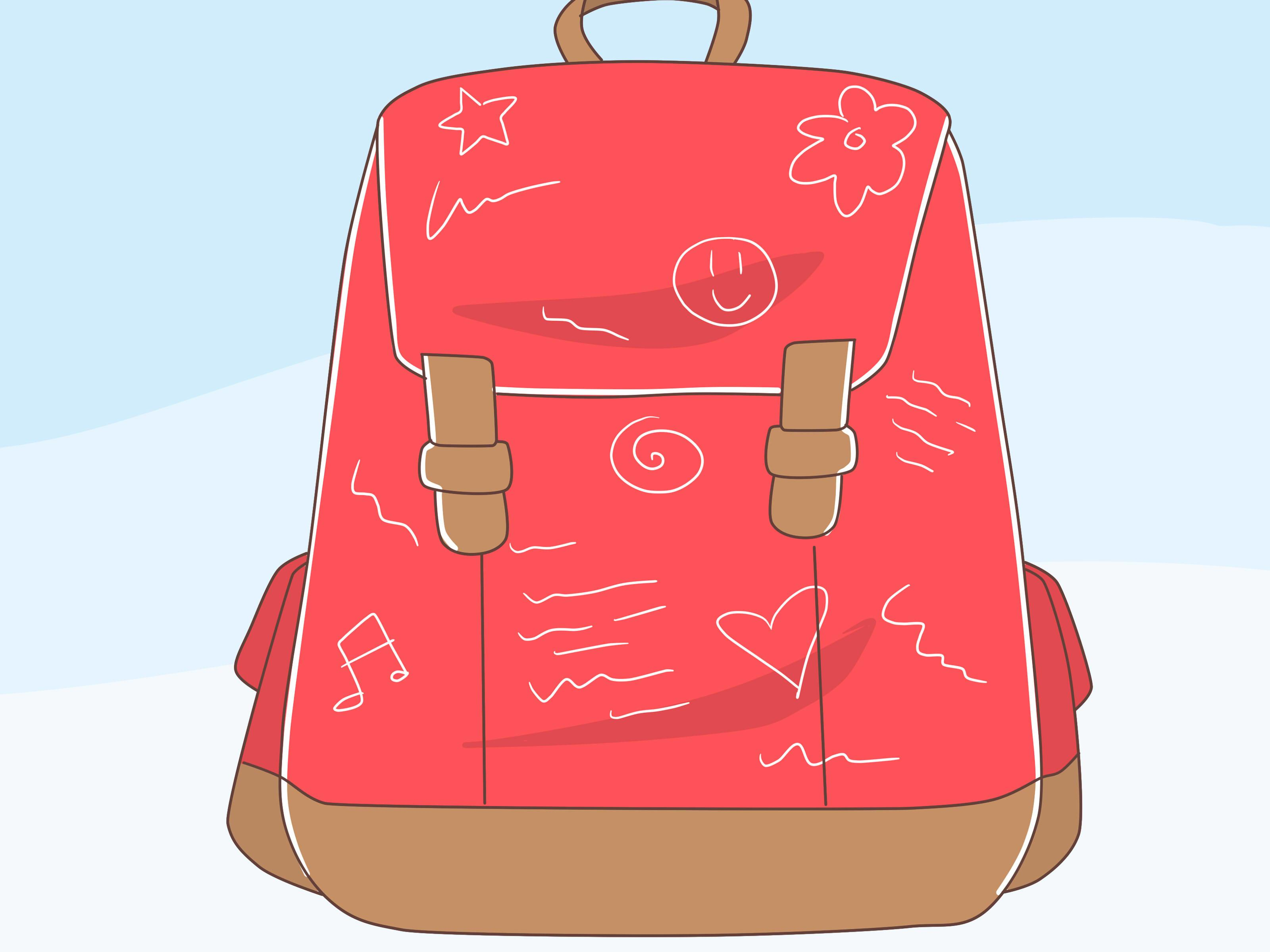 Make Your Backpack Look Unique