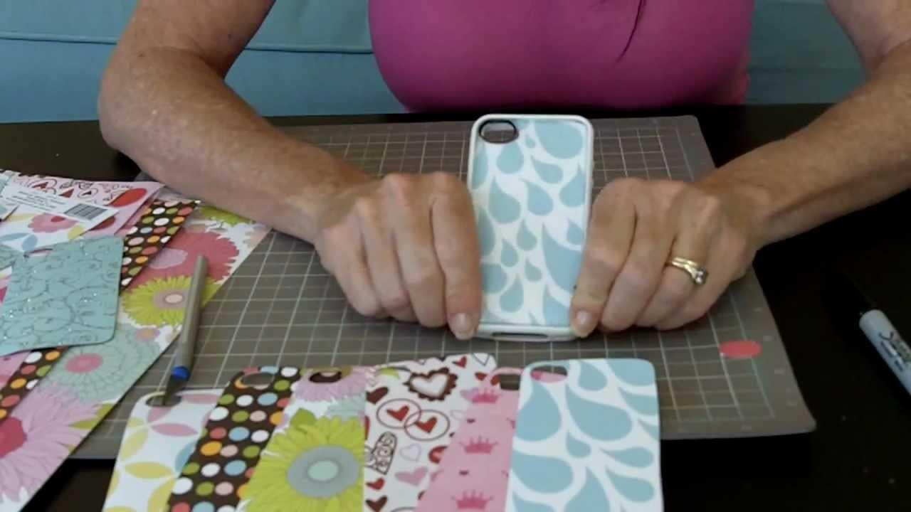 Make Your Beautiful Personalized Iphone Cases Step