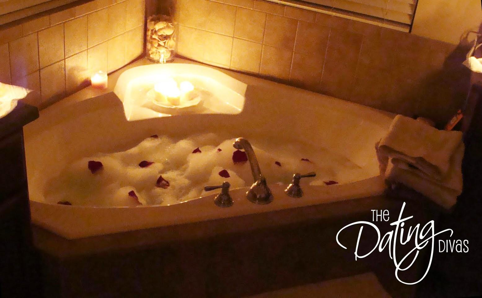 Make Your Bubble Bath Extra Relaxing Listening Spa