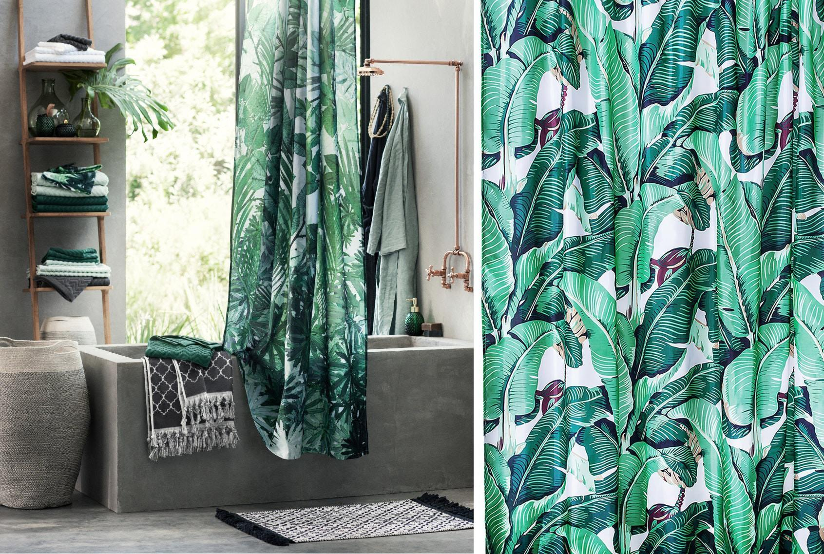 Make Your Interior Pop Summer 2017 Tropical